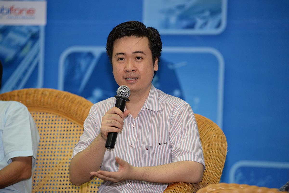 Tiến sĩ Trần Minh Triết